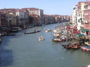 And Venice